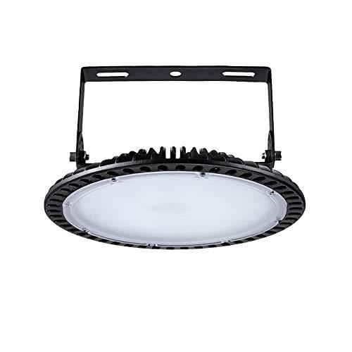 100W LED Projecteur UFO ultra-mince Lampe Industriel LED Extérieur Spot Phare de Travail pour extérieur stade intérieur place panneaux d'affichage usine entrepôt