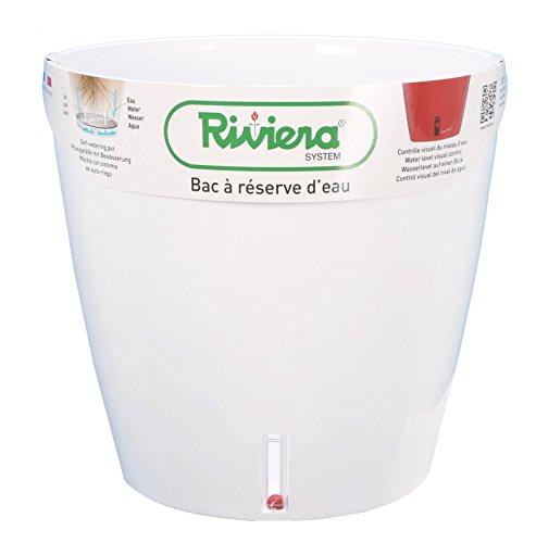 Riviera Eva New Rond, 3580796346027, Blanc, 35x35x33 cm, 49, 634602