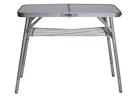 Quest Elite Duratech Cleeve Portable Folding Lightweight Table Adjustable