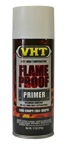 VHT 耐熱 耐火 スプレー タイプ 缶 下塗り シーラー プライマー 下地 塗料 ホワイト 白 内容量 325ml 耐熱温度704°C-1093°C 1300°F-2000°F Flat White Primer SP118