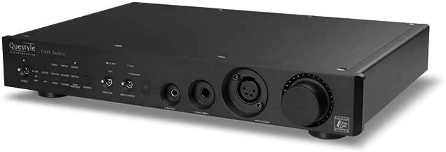 Questyle CMA Twelve True DSD Headphone Amp DAC (Black)
