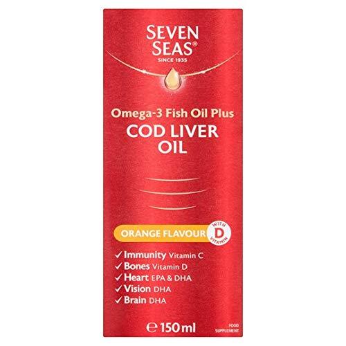 Seven Seas Original Cod Liver Oil, 150 g