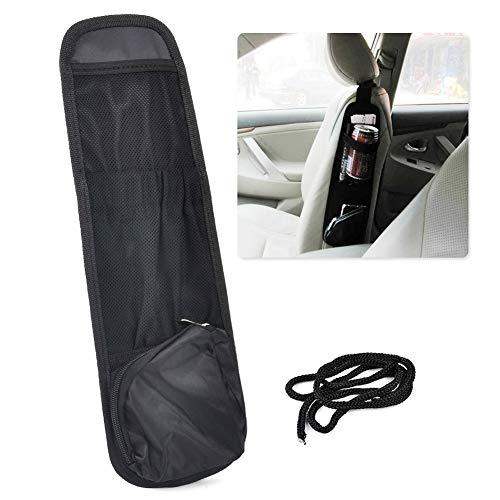 Seat Side Organizer, voor gebruik op elke voorkant passend autostoelen voor auto's, trucks, mini-vans en SUV's met één jaar beperkte garantie.