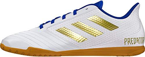 adidas EG2827_41 1/3, Zapatillas de fútbol para Interior Hombre, Blanco, EU