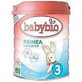 Babybio Primea 3 - Formule 2020 Classique au Lait de Vache français 3288131580234