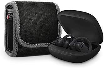 TXEsign Scratch Proof Protection Neoprene Case Bag Compatible with Beats Powerbeats Pro Totally Wireless Earphones Charging Case