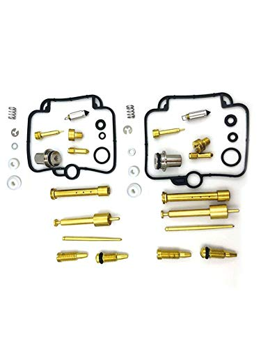Euopat Herramienta De Reparación del Carburador, Kit De Reparación del Carburador para Suzuki 1989-2000 GS500 GS 500 GS500E GS 500 E para BMW F650 93-00