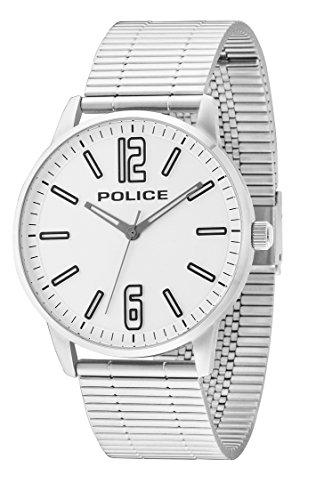 Policía Hombres del Reloj 14765js/04M