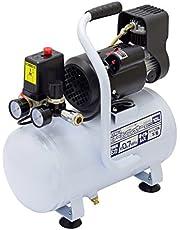 髙儀(Takagi) エアーコンプレッサー オイルレス EARTH MAN 静音タイプ 10L ACP-10A