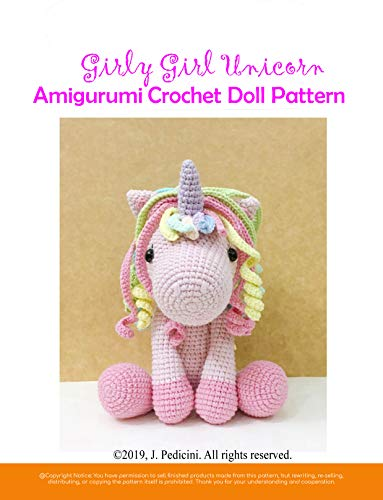 Baby unicorn amigurumi pattern - Amigurumi Today | 500x383