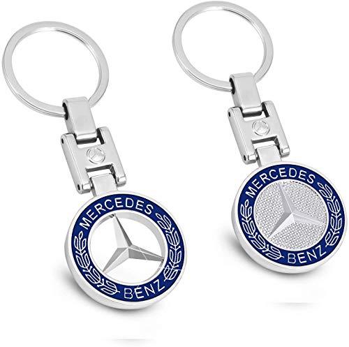 fitracker 2 neue 3D Auto-Logo Schlüsselanhänger Metall Emblem Anhänger Schlüssel Halterung