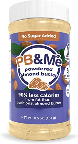 PB&Me Powdered Almond Butter, No Sugar Added, 0.184 kg