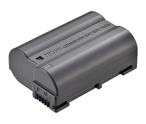 Nikon ENEL15a wiederaufladbarer Li-Ion Akku, schwarz (en-el15a)