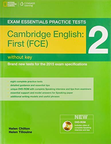 Exam essentials practice tests: fist FCE. Without key. Per le Scuole superiori: 2