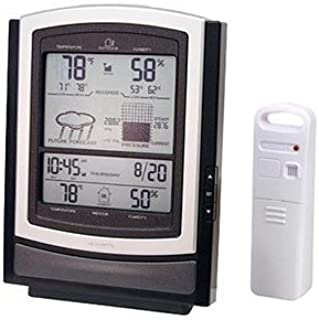 Acu-Rite Deluxe Wireless Weather Station with Atomic Clock (New Model)