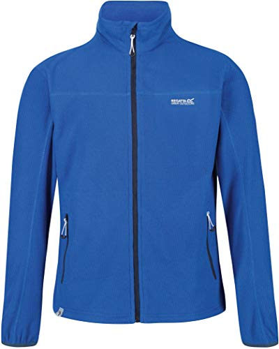 Regatta Herren Stanner Fleecejacke Nautical Blue Größe L 2020 Funktionsjacke fleece, L-Chest 41-42