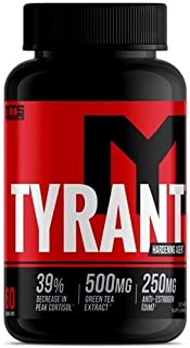 MTS Nutrition Tyrant | Hardening Agent | Cortisol and Estrogen Control