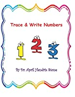 Trace & Write Numbers 0-10