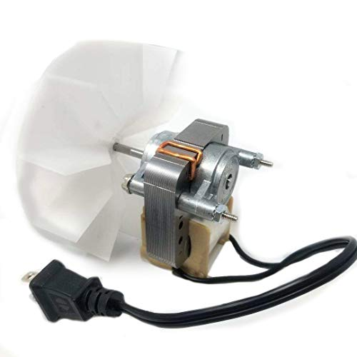 50 CFM Universal Bathroom Vent Fan Motor Replacement Electric Motors Kit Compatible with Nutone Broan