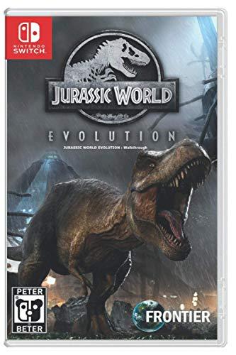 JURASSIC WORLD EVOLUTION : Walkthrough