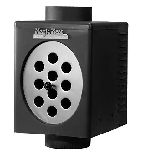 "HY-C Magic Heat Reclaimer, 6"", Black"