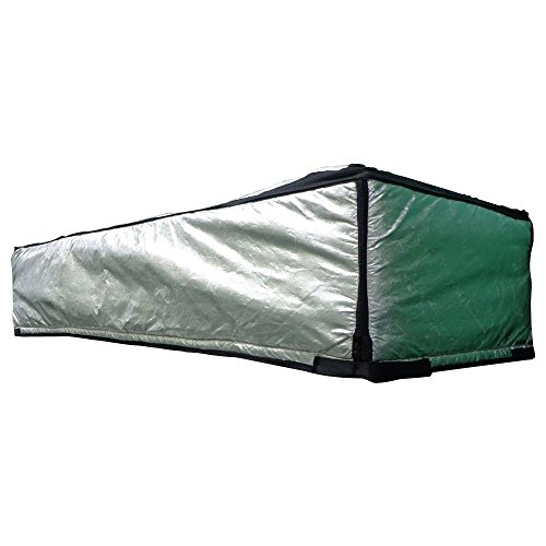 Attic Door Insulation Cover (54 x 25 x 13 in.) - Adjustable Straps and Zipper Opening - Fireproof Attic Tent Insulation Cover - Attic Blanket That Prevents Heat Loss – ThermoClimb by Remington Solar