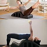 HZYDD - Cama de masaje para pilates, columna vertebral y yoga, corrector cervical, pilates, arco, alineador de columna vertebral, equipo de fitness, pilates Arc 3-6