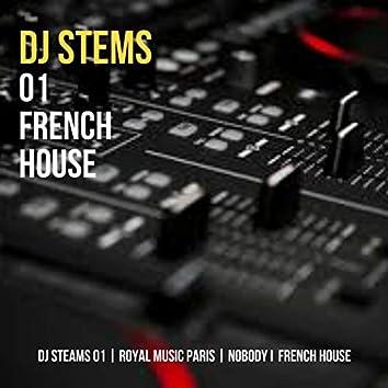 DJ STEMS 01 FRENCH HOUSE