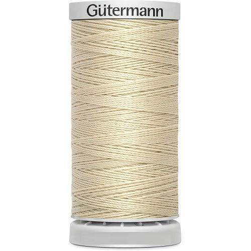 Gutermann Extra-Strong Thread, Cream 0414, 100 m