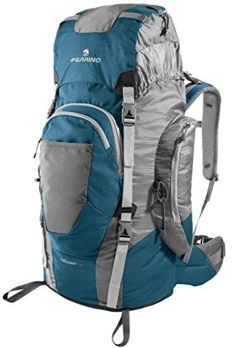 Ferrino Chilkoot Zaino Trekking, Blu, 90 l