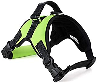 Mumoo Bear Adjustable Pet Puppy Large Dog Harness for Large Dogs Animals Pet Walking Hand Strap Dog Supplies