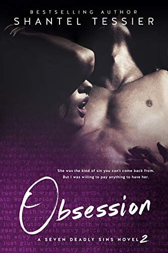 Obsession (Seven Deadly Sins Book 2)