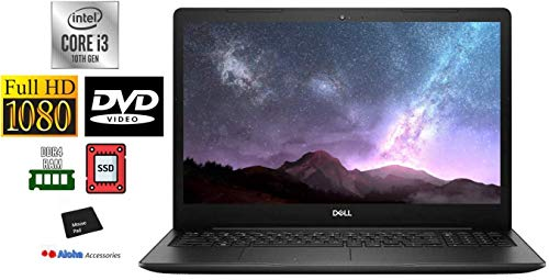 Dell Inspiron 3793 Premium 17.3'' FHD 1080P Non-Touch Laptop Computer Intel 10th Gen i3-1005G1 up to...
