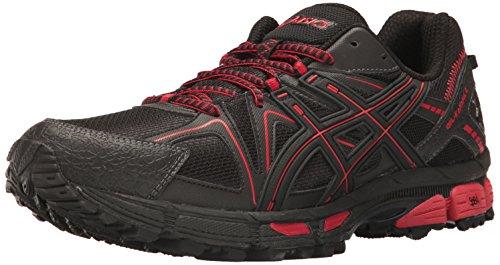ASICS Men's Gel-Kahana 8 Running Shoe, Black/Classic...