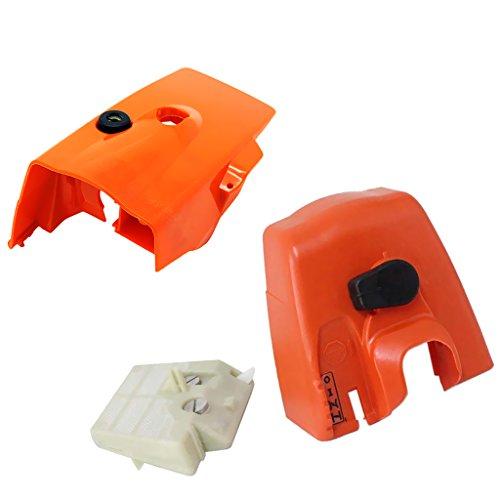 MagiDeal Motor Zylinder Abdeckung Abschirmung Luftfilter Abdeckung Für Stihl Chainsaw 026 MS260
