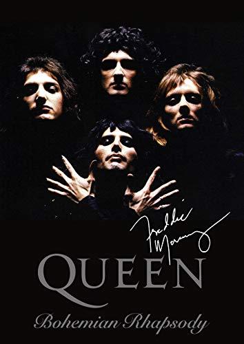 Poster della regina delle vendite salopiane #23 - A3 420 x 297 mm - Freddie Mercury poster da parete - icone della regina musica - leggende rock - poster A3 - stampa - immagine