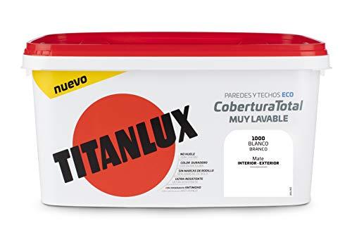 Titanlux 06T100005 Pintura, Blanco