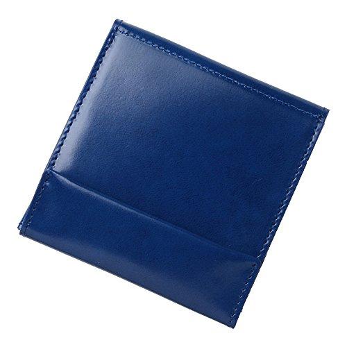 薄い財布 abrAsus (アブラサス) classic ブルー