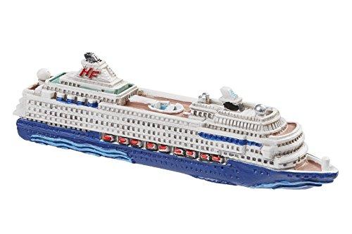 Kreuzfahrtschiff II, ca. 7 cm