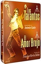 Pack: Los Tarantos + El Amor Brujo [DVD]
