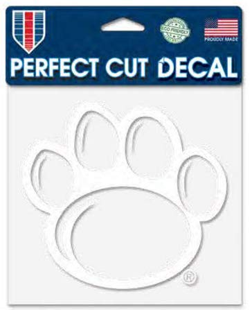 WinCraft NCAA Penn State University Nittany Lions 6  x 6  inch Outdoor White Decal