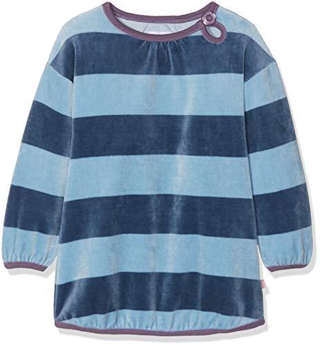 Phister & Philina baby-meisjes jurk Amanda velour Kleid