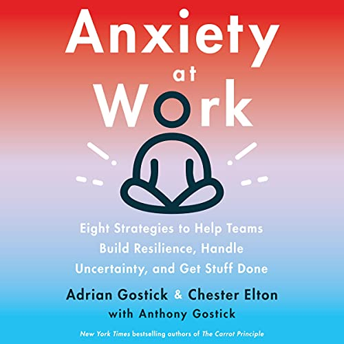Download Anxiety at Work: 8 Strategies to Help Teams Build Resilience, Handle Uncertainty, and Get Stuff Done audio book