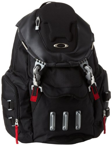 Oakley Men's Bathroom Sink Backpack, Black, One Size