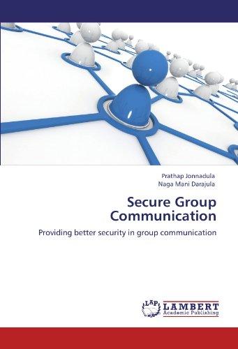 Secure Group Communication: Providing better security in group communication