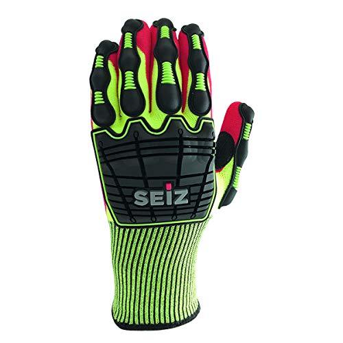 SEIZ 800295 #08 SPECTER, Universeller Handschuh für Rettungskräfte