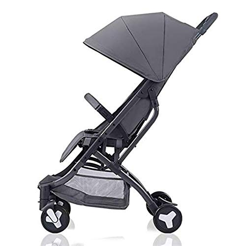 Buy Bargain Gflyme Stroller Stroller Cart Ultra-Light Folding Can Sit Reclining Children Shock Absor...