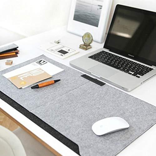 Zinniaya 2 kleuren gemengd vilt stof knutselen ambachtelijke accessoires decoratie huiskleur tafelkleden en gemengde tapijt