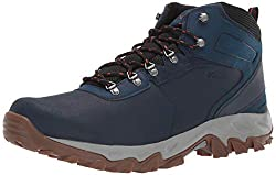 Columbia Men's Newton Ridge Plus II Waterproof Hiking Boot for carpentering
