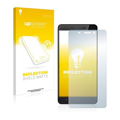upscreen Entspiegelungs-Schutzfolie kompatibel mit Allview P8 Energy – Anti-Reflex Bildschirmschutz-Folie Matt
